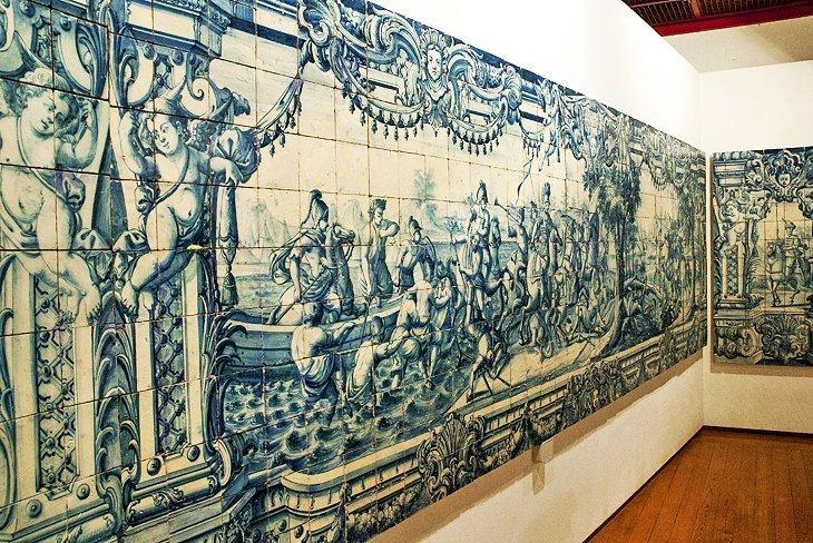 Museu Nacional do Azulejo: Dedicat artei de țiglă decorativă
