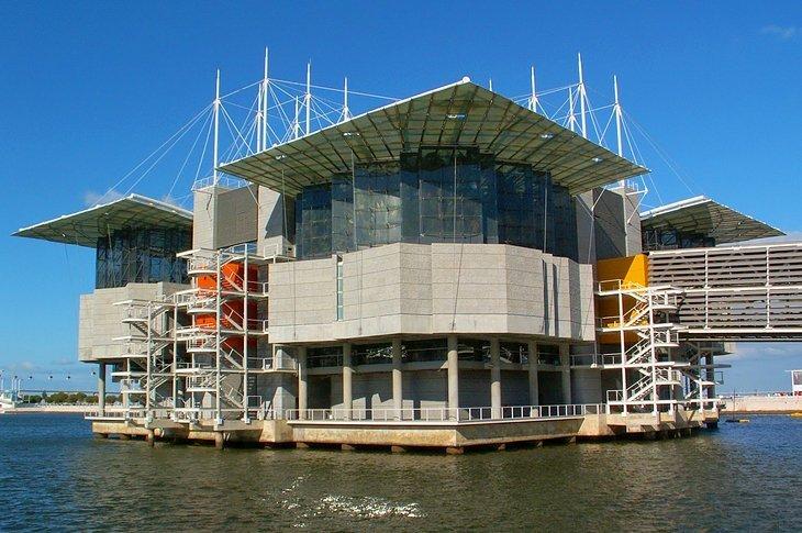 Oceanário de Lisboa: Un acvariu modern