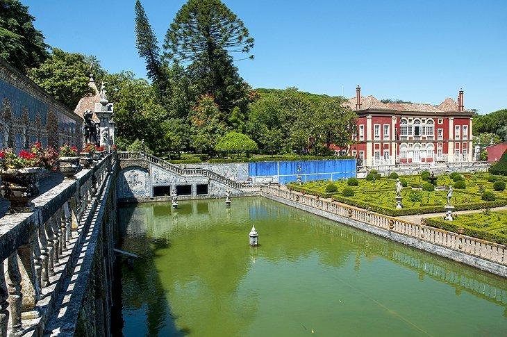 Palácio dos Marqueses de Fronteira: Casa unui aristocrat portughez din secolul al XVII-lea