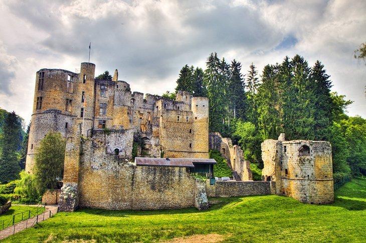 Castelul Beaufort