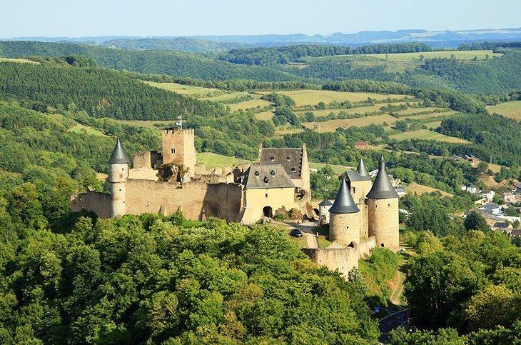 Castelul Bourscheid
