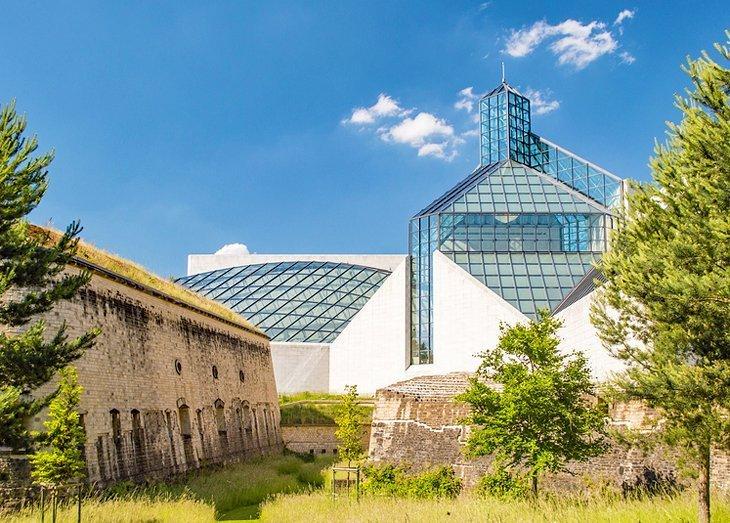 Muzeul de Artă Modernă Grand Duke Jean (MUDAM)