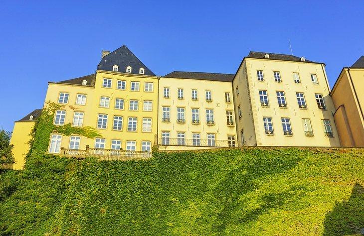Muzeul de istorie al orașului Luxemburg