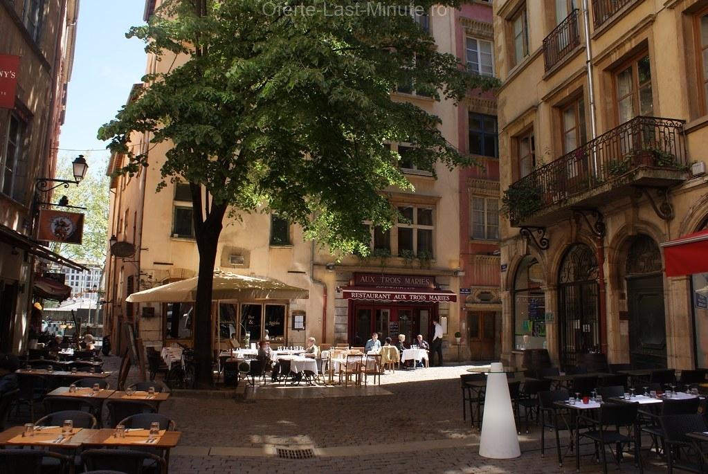 Quartier Saint-Jean și Quartier Saint-Georges (Orașul vechi)
