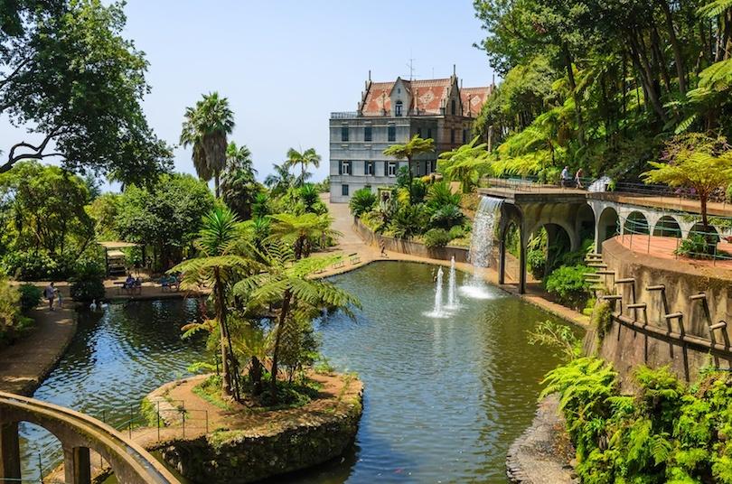 Grădina tropicală Monte Palace