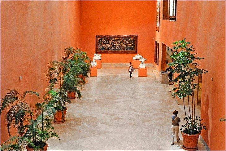 Museo Thyssen-Bornemisza: Muzeul de Arte Frumoase