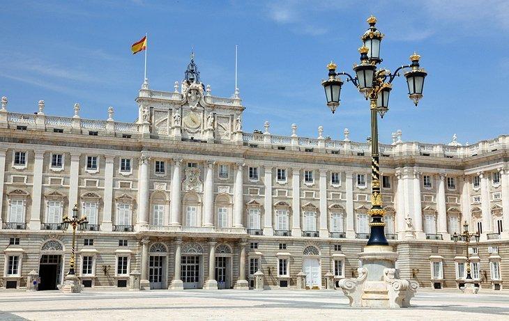 Palatul Regal și Grădinile