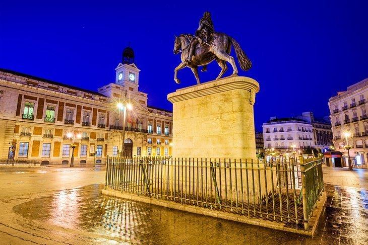 Puerta del Sol: Inima orașului