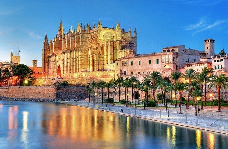 Capitala Culturată din Palma de Mallorca