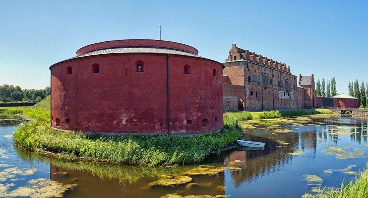 Exploreaza Castelul istoric Malmo