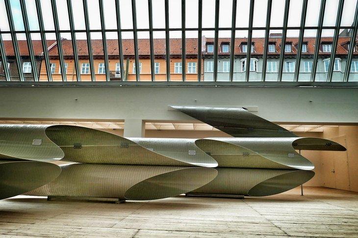 Galeria de artă Malmö (Malmö Konsthall)