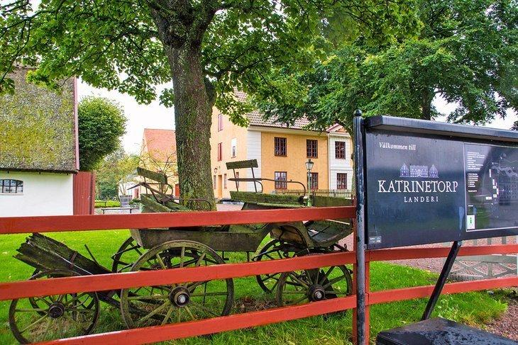 Vezi Grădinile Casei de Țară Katrinetorp