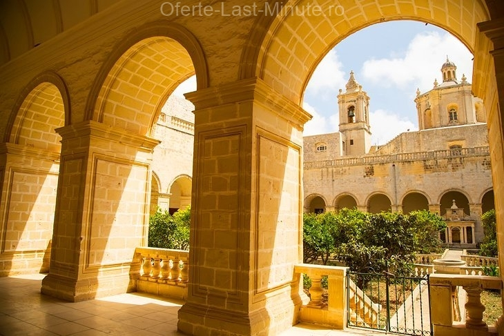 Atracții istorice în Rabat, Insula Maltei