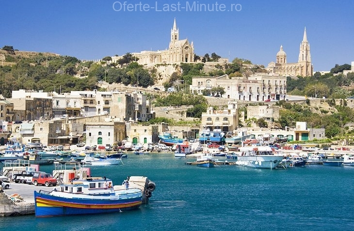 Insula idilică din Gozo