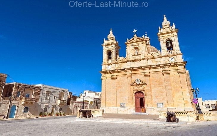 Satul Țara Zebbug, Insula Maltei