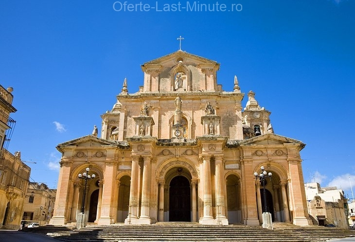 Siggiewi, insula Maltei: un sat tradițional maltez