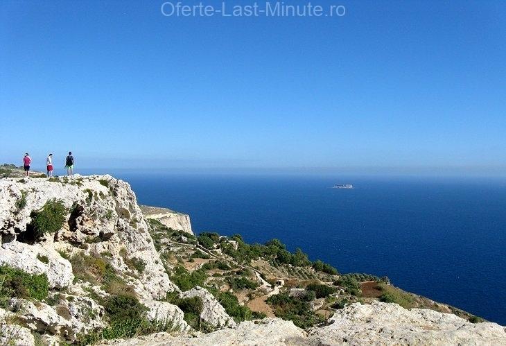 Vizite uluitoare la Dingli Cliffs, Insula Maltei