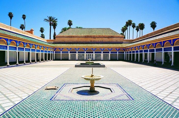 Palatul Bahia