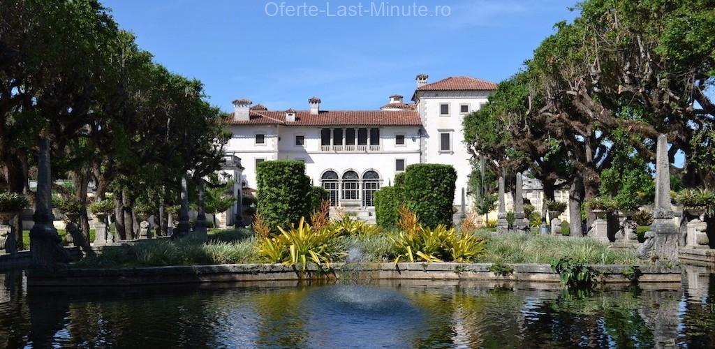 Muzeul și grădinile Vizcaya