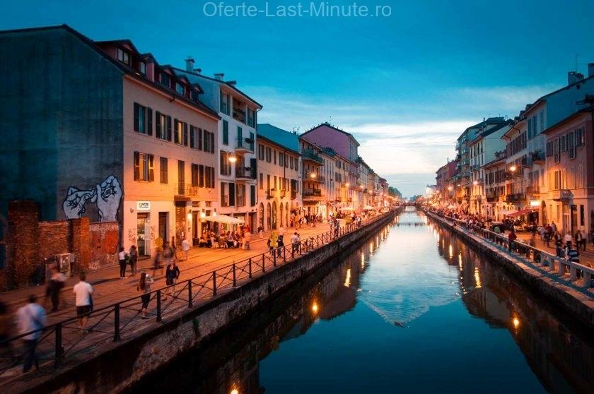 Canalele Navigli