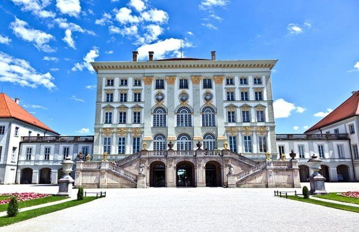 Palatul și grădinile Nymphenburg