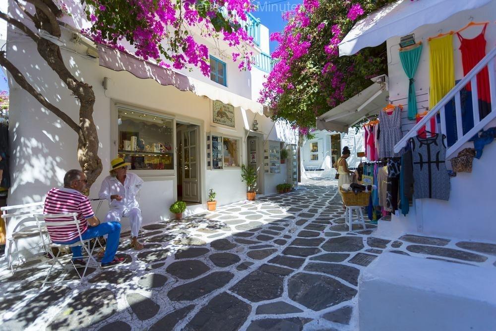 Matogianni Street