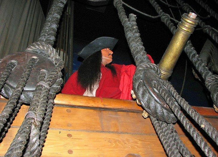 Muzeul Piraților din Nassau