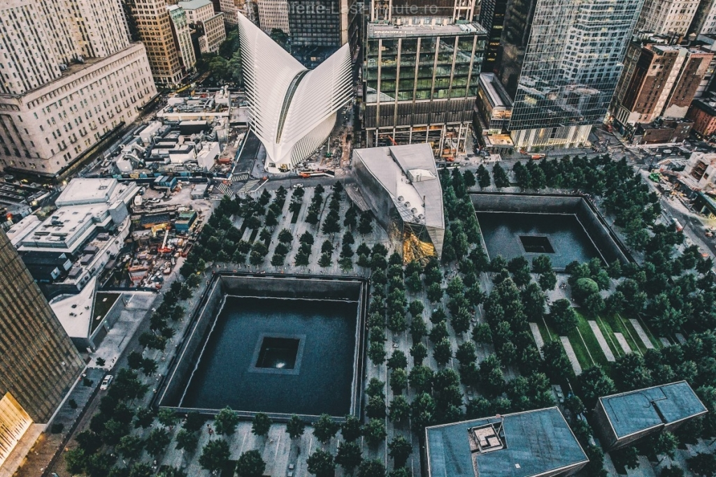 Memorialul Victimelor de la 9/11