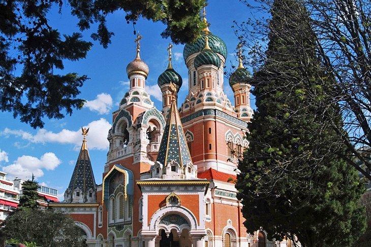 Catedrala Ortodoxă Russe Saint-Nicolas