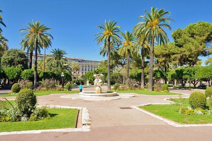Jardin Albert