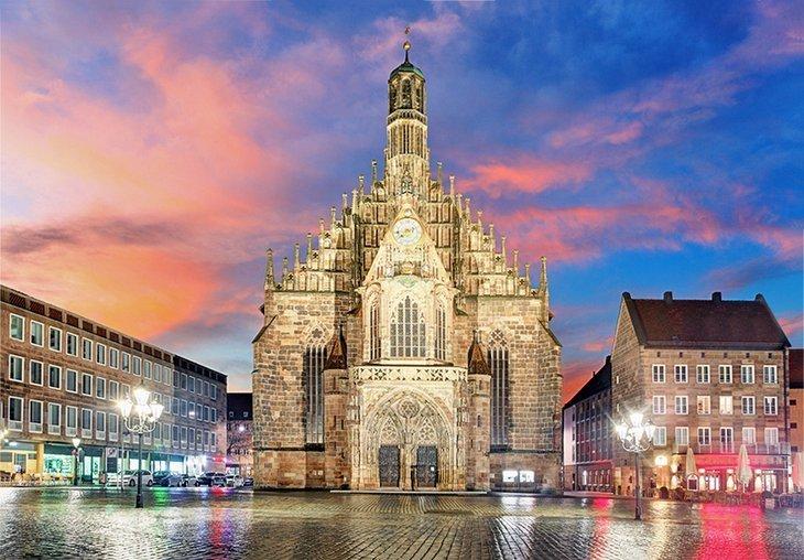 Frauenkirche: Biserica Maicii Domnului