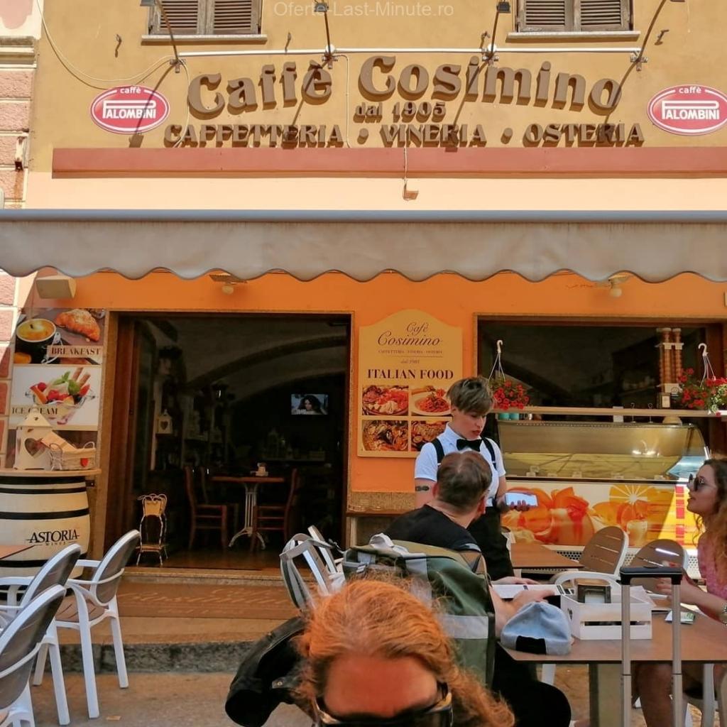 Petrecere tarzie la Caffe Cosimino