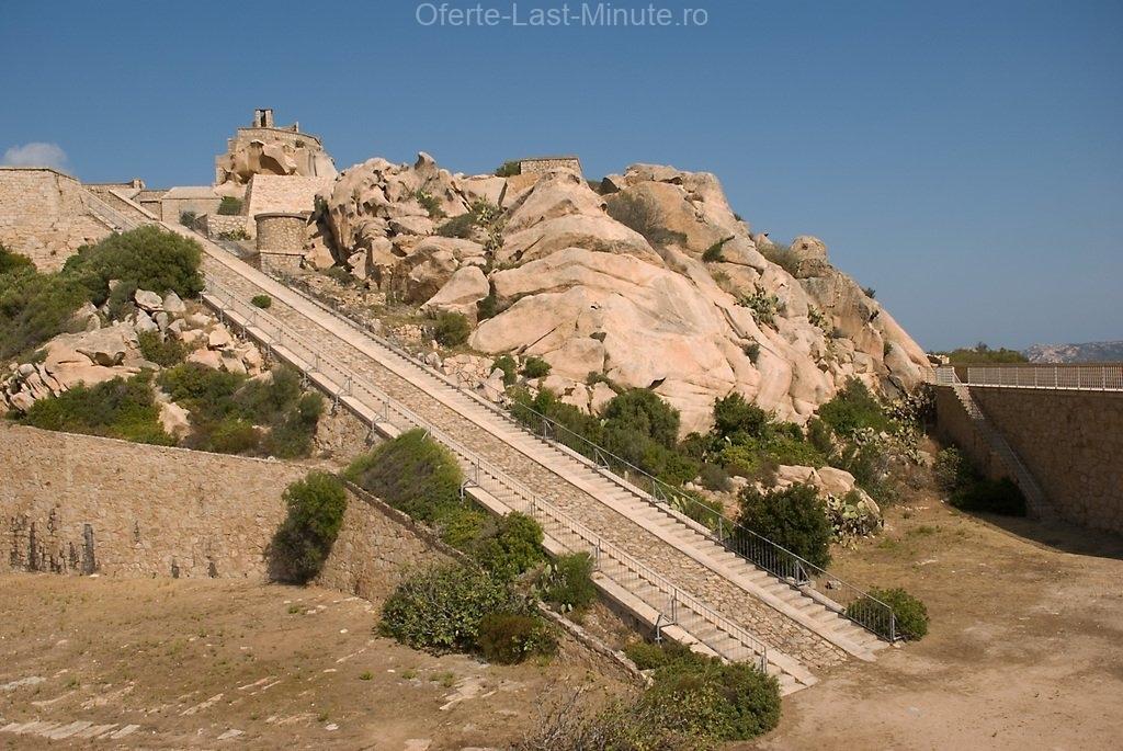 Varful Cetatii Monte Altura