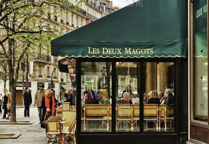 Bulevarde pline de viață și cafenele legendare