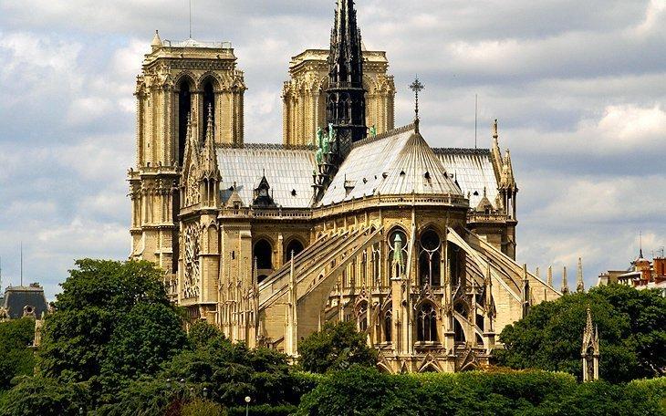 Catedrala Notre-Dame de Paris