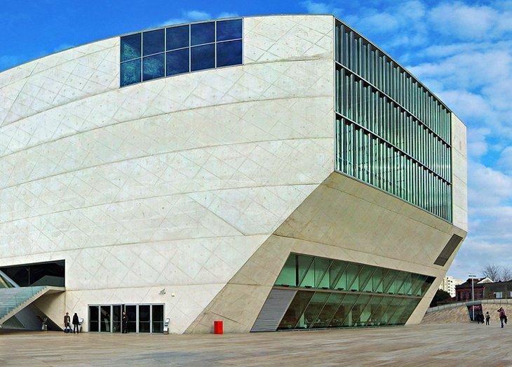 Casa da Musica Casa muzicala