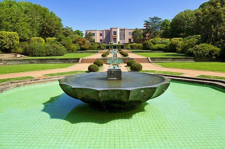 Fundação de Serralves Muzeul de arte contemporane (Muzeul de Artă Contemporană)