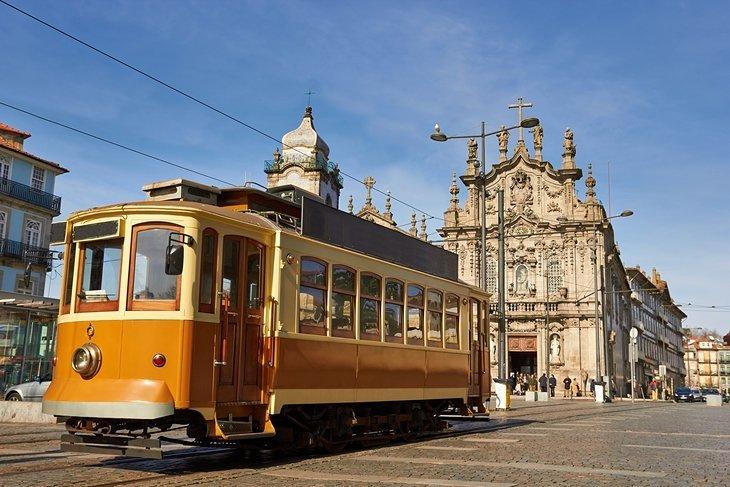 Porto-Tram-City-Tour