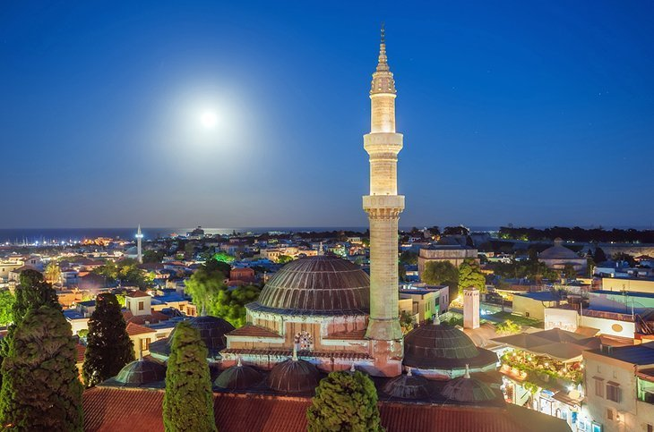 Moscheea Süleyman