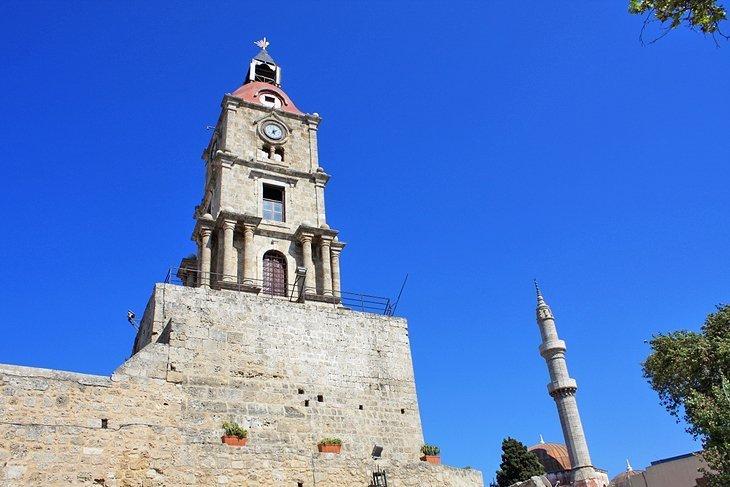 Turnul cu ceas Roloi