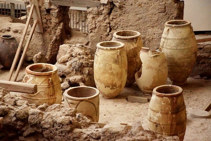 Situl arheologic Akrotíri