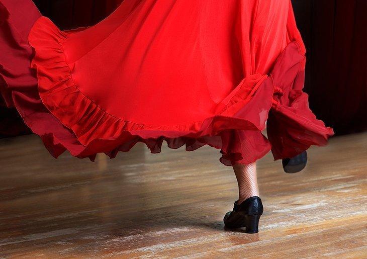 Museo del Baile Flamenco (Muzeul Dansului Flamenco)