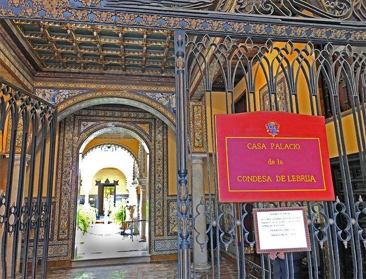 Palatul de la Condesa de Lebrija