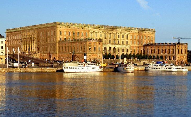 Palatul Regal (Sveriges Kungahus)