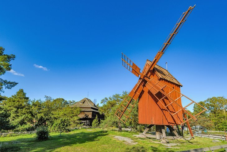 Skansen Muzeul în aer liber