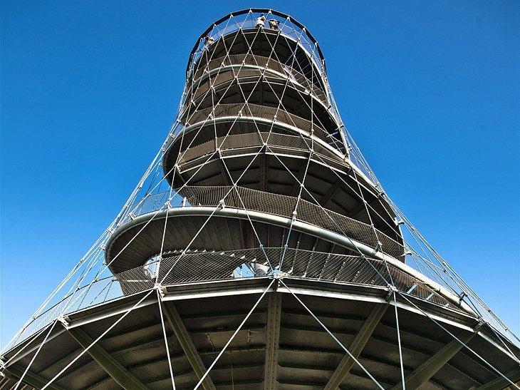 Parcul și Turnul Killesberg