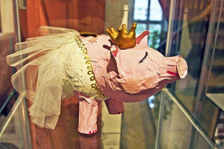 Schweinemuseum (Muzeul Porcului)