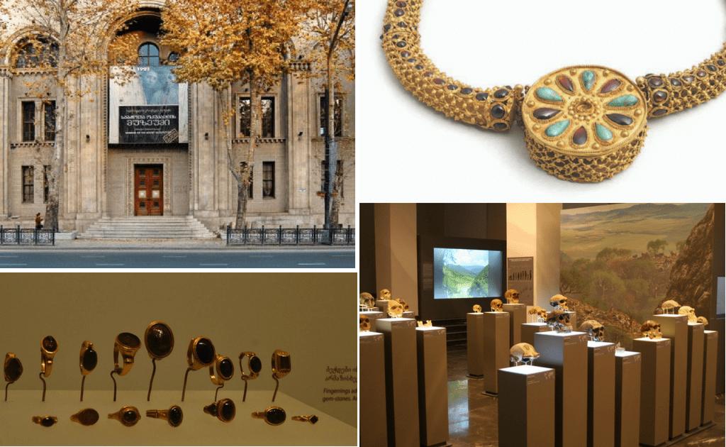 Muzeul National de Istorie din Tbilisi
