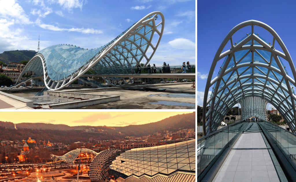 Podul Pacii din Tbilisi