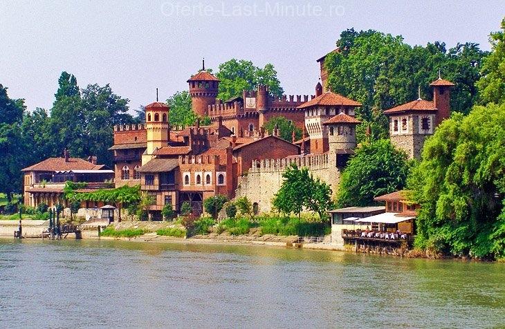 Borgo Medioevale și Parco del Valentino